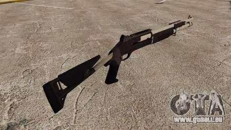 Schrotflinte M1014 v1 für GTA 4 Sekunden Bildschirm
