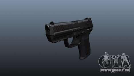 Pistolet HK45C v1 pour GTA 4