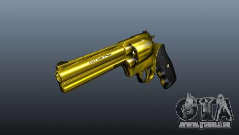 Revolver Colt Anaconda v2 pour GTA 4