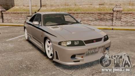 Nissan Skyline R33 NISMO 400R pour GTA 4