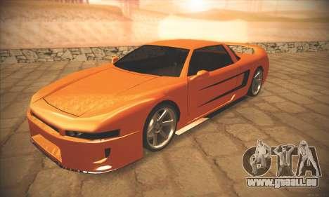 Infernus One pour GTA San Andreas