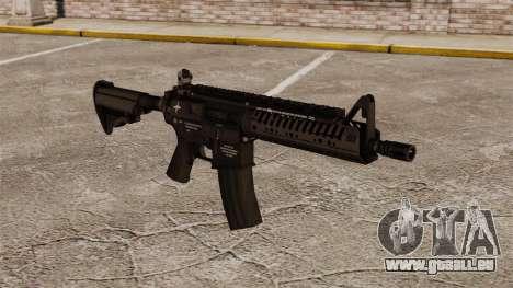 Automatique carabine M4 VLTOR v1 pour GTA 4