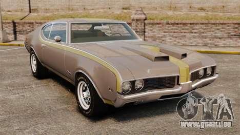 Oldsmobile Cutlass Hurst 442 1969 v1 für GTA 4