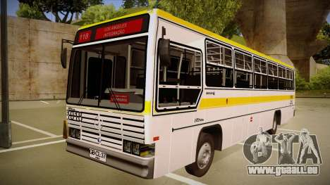 Caio Vitoria MB OF 1318 Cidade Morena pour GTA San Andreas