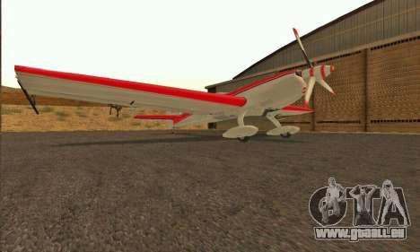 Stunt GTA V pour GTA San Andreas sur la vue arrière gauche