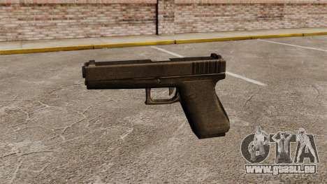 Pistole Glock 18 für GTA 4 dritte Screenshot