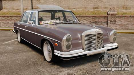 Mercedes-Benz 300 SEL 1971 pour GTA 4