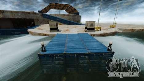 Marinestützpunkt für GTA 4 Sekunden Bildschirm