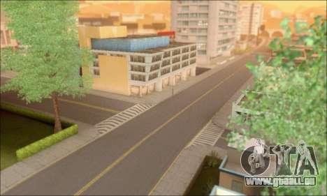 Rues vides (captures d'écran) pour GTA San Andreas quatrième écran