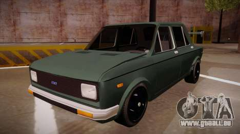 Zastava 128 Turbo pour GTA San Andreas