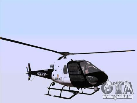 Police Maverick GTA 5 für GTA San Andreas