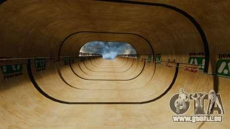 Piste de rampe pour GTA 4 cinquième écran