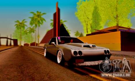 New Buffalo pour GTA San Andreas