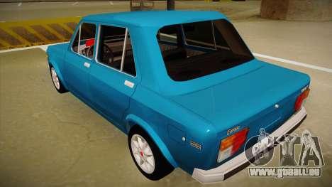 Zastava 128 1990 pour GTA San Andreas vue arrière