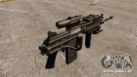 Selbstladegewehr Galil für GTA 4 Sekunden Bildschirm