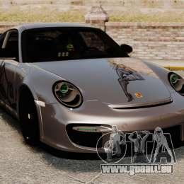 Porsche 911 GT2 RS 2012 Turbo pour GTA 4