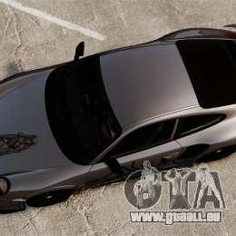 Porsche 911 GT2 RS 2012 Turbo pour GTA 4 est un droit