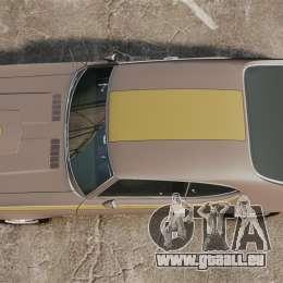 Oldsmobile Cutlass Hurst 442 1969 v1 pour GTA 4 est un droit