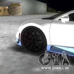 bugatti veyron grand sport vitesse pour gta vice city. Black Bedroom Furniture Sets. Home Design Ideas