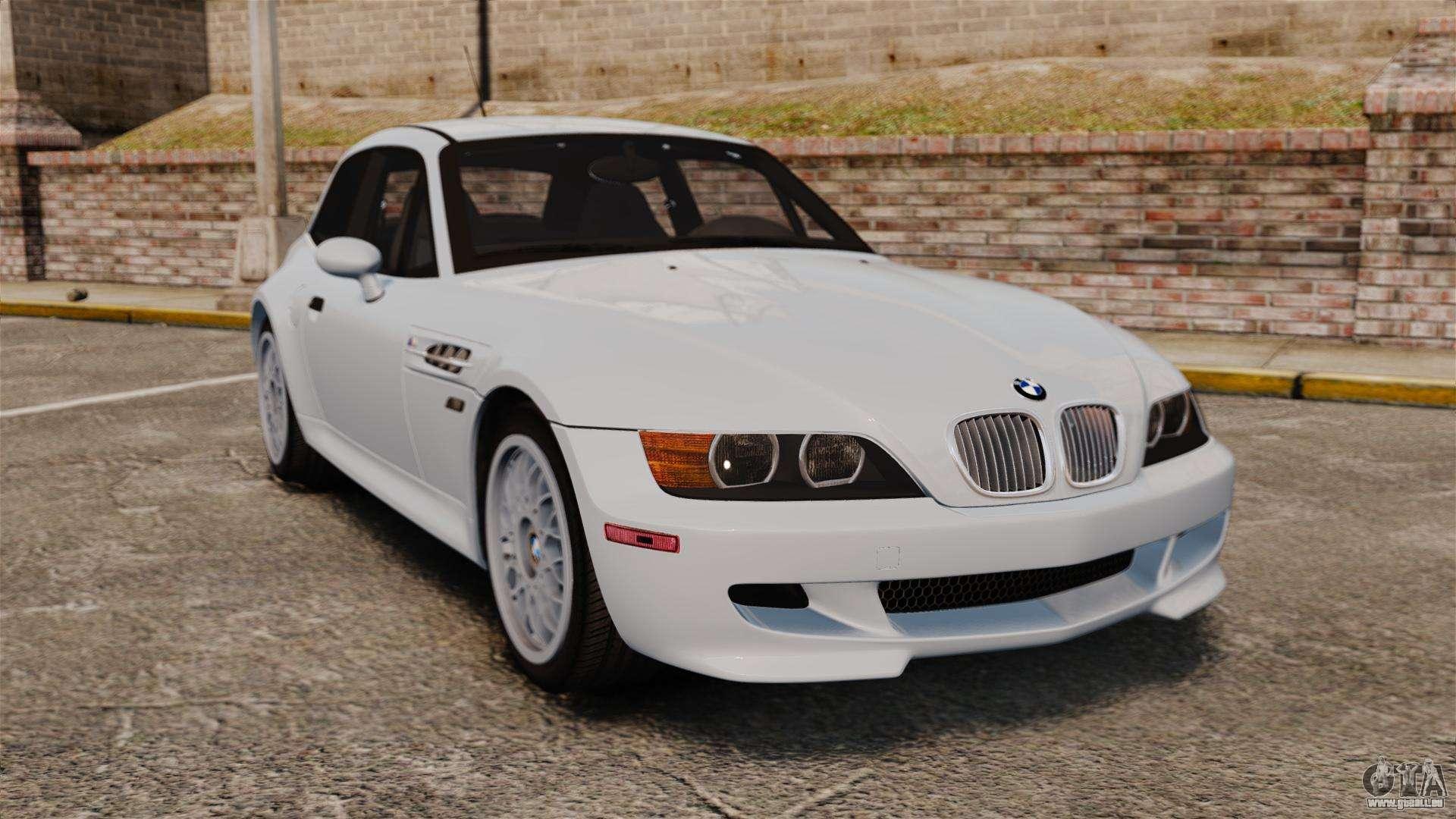 Bmw Z3 Coupe 2002 F 252 R Gta 4