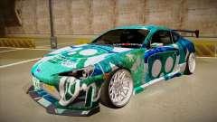 Subaru BRZ coupe für GTA San Andreas