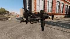 HK MP7 mitraillette v2