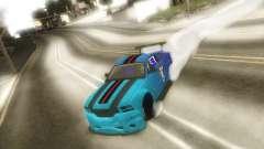 GTA V to SA: Realistic Handling für GTA San Andreas