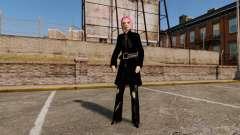 Nouveaux vêtements Nico de la jeune fille