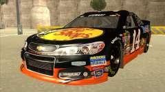 Chevrolet SS NASCAR No. 14 Mobil 1 Bass Pro Shop für GTA San Andreas