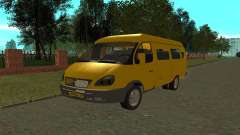 Gazelle 3221