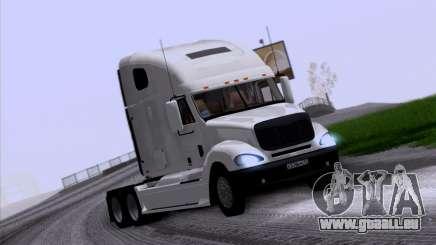 Freightliner Columbia für GTA San Andreas