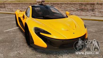 McLaren P1 2013 für GTA 4