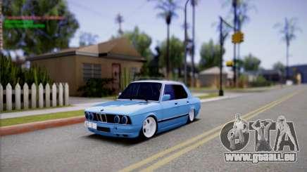 BMW 535I E28 für GTA San Andreas
