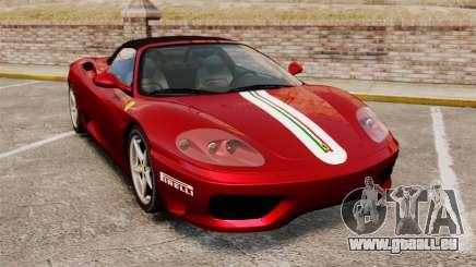 Ferrari 360 Spider 2000 [EPM] für GTA 4