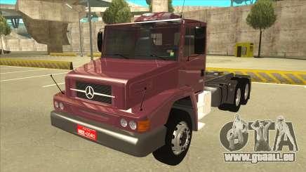Mrecedes-Benz LS 2638 Canaviero für GTA San Andreas