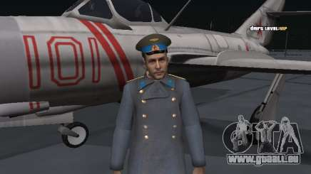 Generaloberst der sowjetischen Luftwaffe für GTA San Andreas