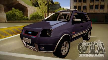 Ford Ecosport FreeStyle 2007 pour GTA San Andreas