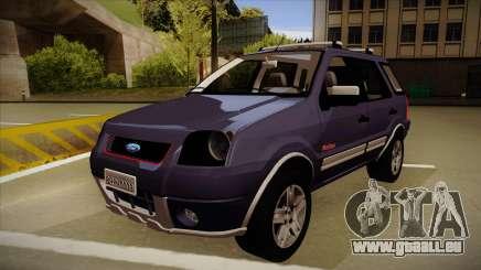 Ford Ecosport FreeStyle 2007 pour GTA San Andreas