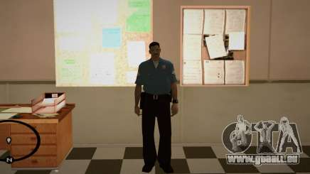 Cadet Of The Police Academy pour GTA San Andreas