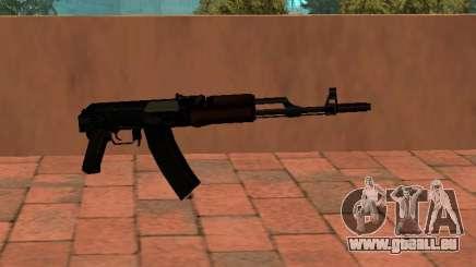 Crosse AK-74 pour GTA San Andreas