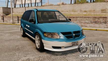 Dodge Grand Caravan 2005 pour GTA 4