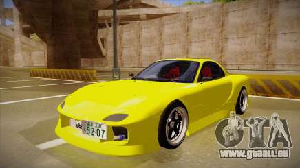 Mazda FD3S BN Sports pour GTA San Andreas