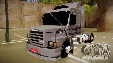 Scania 113H Top Line Neee Edit für GTA San Andreas