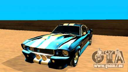 Ford Shelby GT-500E Eleanor pour GTA San Andreas