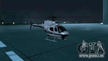OH-58 Kiowa Police pour GTA San Andreas