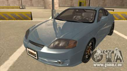 Hyundai Coupe V6 Soft Tuned v1 pour GTA San Andreas