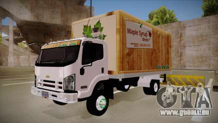 Chevrolet FRR Maple Syrup World für GTA San Andreas