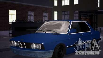 BMW 5-äh-E28-Hobo für GTA San Andreas