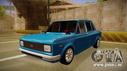 Zastava 128 1990 für GTA San Andreas