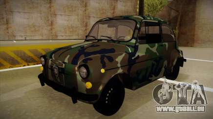 Zastava 750 Camo pour GTA San Andreas